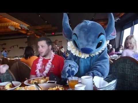Walt Disney World First Family Vacation Holiday Florida 2012