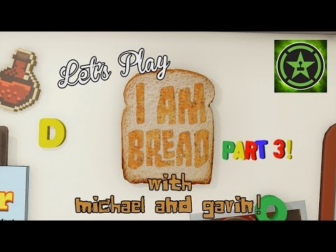 Let's Play - I Am Bread Part 3
