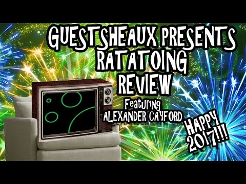Guestsheaux Presents - Ratatoing Review by Alexander Cayford