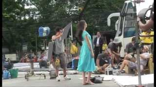 Lux Fresh Splash Behind The Scenes with Katrina Kaif