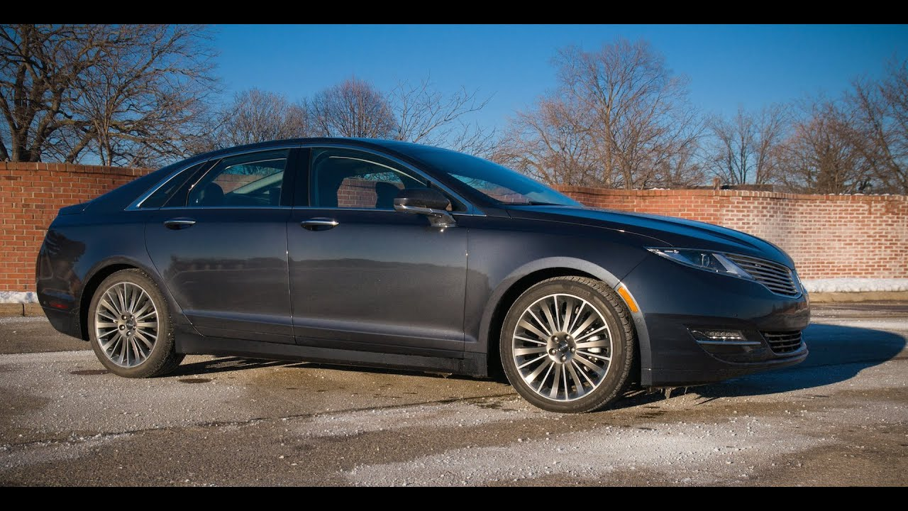 Reviewed 2014 Lincoln Mkz Awd Solid Luxury Sedan Youtube