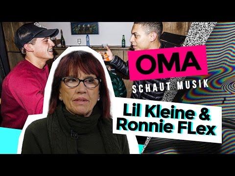 Oma schaut Musik - Lil Kleine & Ronnie Flex (Stoff und Schnapps)
