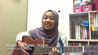 Akad - payung teduh (cover)
