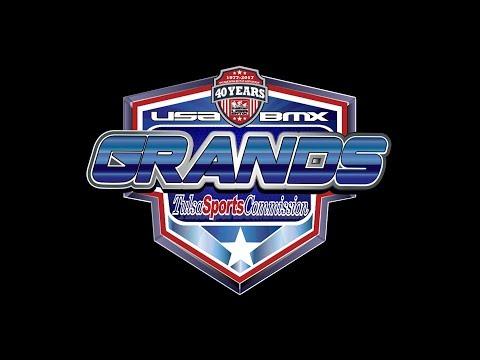 2017 USA BMX Grands Main Events