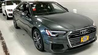 2019 Audi A6 Remote Start