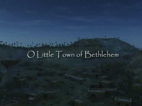 December 2 – O Little Town of Bethlehem (A Christmas Carol Advent) | Dad in the Middle