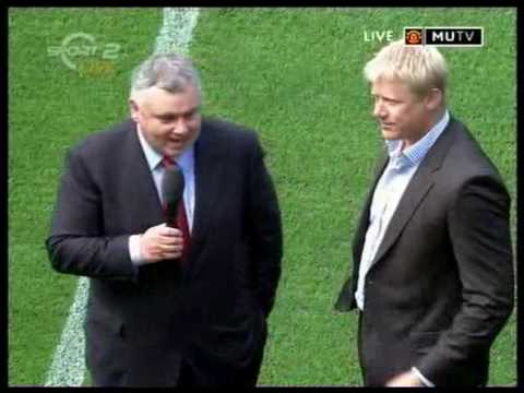 Peter Schmeichel talks about ole gunnar solskjaer