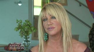 Suzanne Somers on Joyce DeWitt and leaving