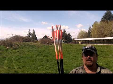 Shooting 120 Yards With Mathews Bow