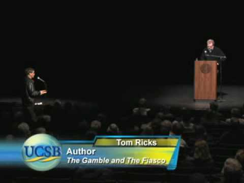 Tom Ricks - The Gamble: American Military in Iraq 2006-2008