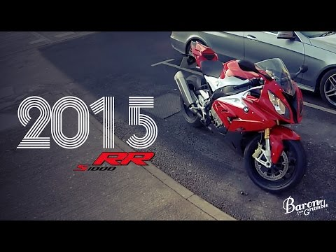 2015 BMW S1000RR - Review