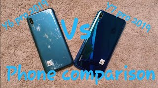 Huawei Y6 Pro 2019 VS Y7 Pro 2019| Phone Comparison| Speed Test| Camera Test| Philippines|