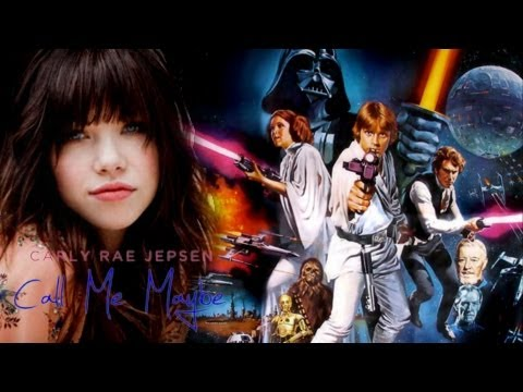 Star Wars canta Call Me Maybe