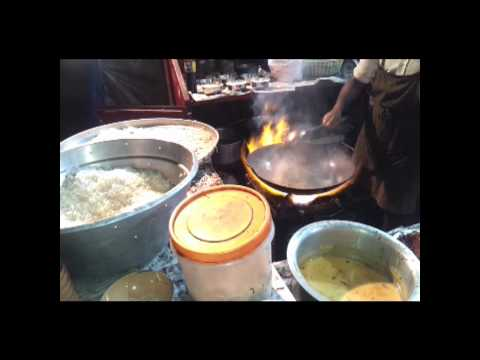Indian Street Food : Kung Fu Master Chef