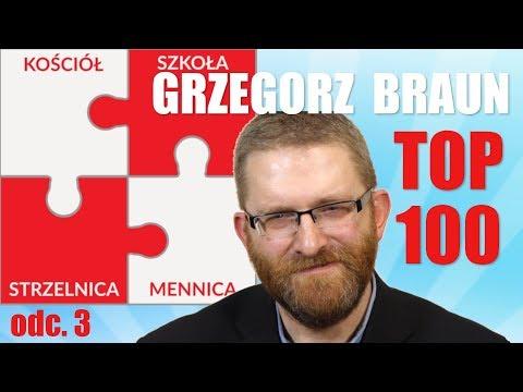Grzegorz Braun TOP 100/3 O
