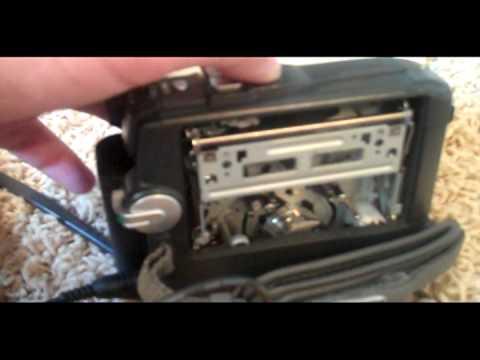 My Old Samsung Minidv Camcorder Youtube