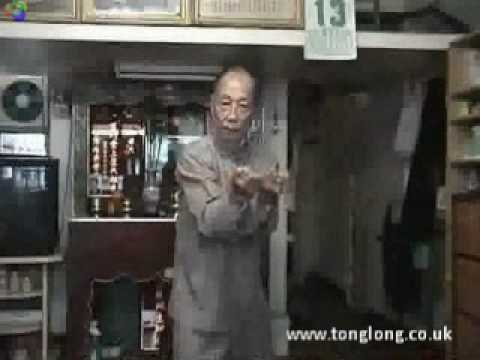 Saam Bo Gin - Si Gung Ip Sui - Chow Gar Southern Praying Mantis Kung Fu Image 1