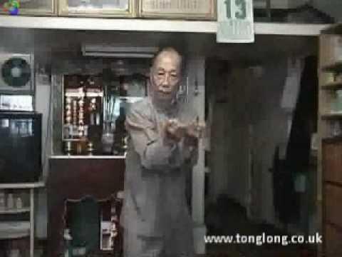 Saam Bo Gin - Si Gung Ip Sui - Chow Gar Southern Praying Mantis Kung Fu Image 1