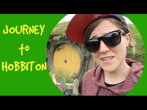 HELLO HARTO: JOURNEY TO HOBBITON!
