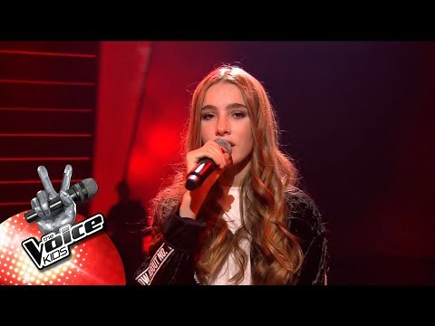 Jade - 'F*ckin' Perfect' | Topfinale | The Voice Kids | VTM