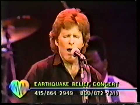 John Fogerty - Oakland, 11/26/89