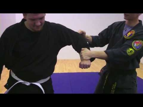 COMBAT HAPKIDO: Tactical Pressure Points Image 1