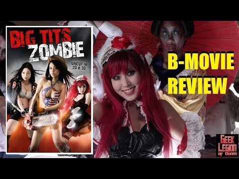 Big Tits Zombie Aka Kyonyu Dragon ( 2010 ) B-movie Review video