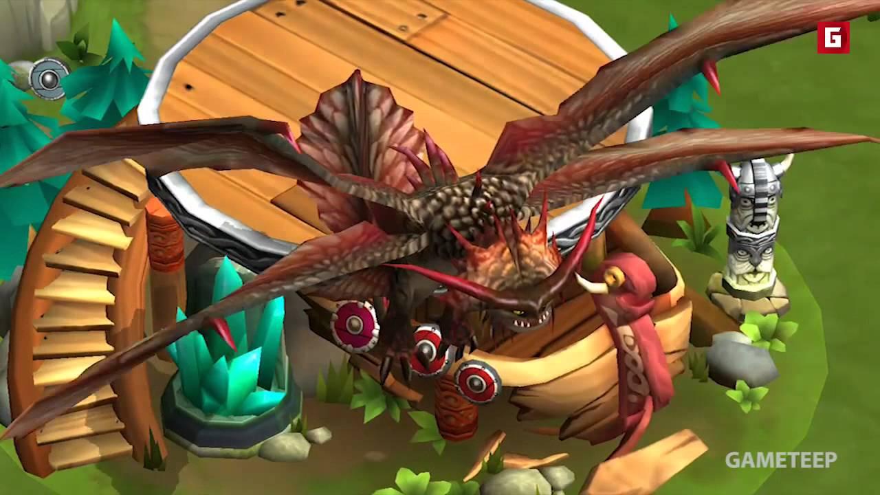 Dragons Rise of Berk Stormcutter Titan How To Train