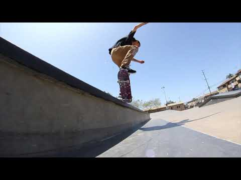 Collin Slew X Spot Check X Stoner Skate Plaza