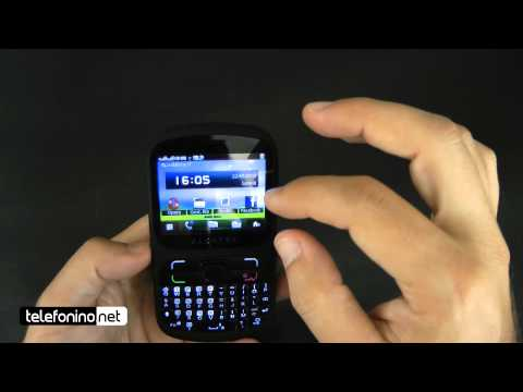 Alcatel OT813D videoreview da Telefonino.net