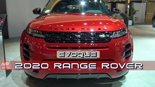 2020 Range Rover Evoque - Exterior And Interior - 2019 Automobile Barcelona Auto Show