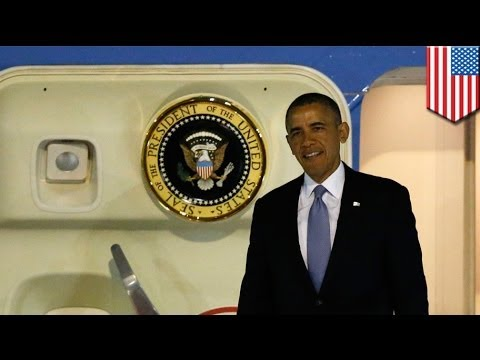 Obama's visit to Asia: counterbalance Chinese military expansion