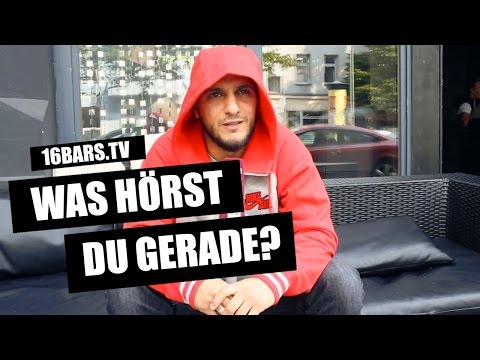 Was hörst du gerade? | mit Alpa Gun (16BARS.TV)