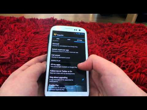 How To Unroot The Samsung Galaxy S3 And Galaxy S4 Without A Computer