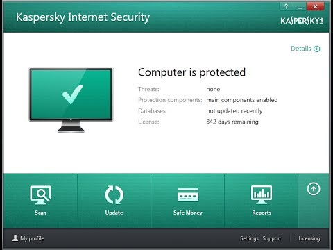 Kaspersky Internet Security 2014 - Serial gratuito até 27/11/2014 (Melhor antivirus da atualidade)