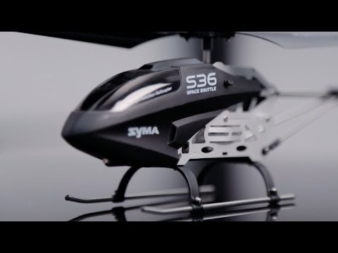 Syma S36 - The Next Generation S107 RC Helicopter