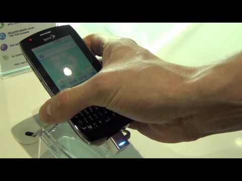 Prise en main d'un smartphone Samsung écologique au CES - FrAndroid