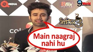Naagin 3: Mahir Fame Pearl V Puri Talks about his real character & New Show of Star plus at awards