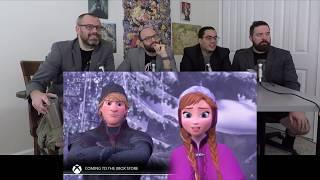 Reaction: Kingdom Hearts 3 (E3 2018 Microsoft Press Conference)