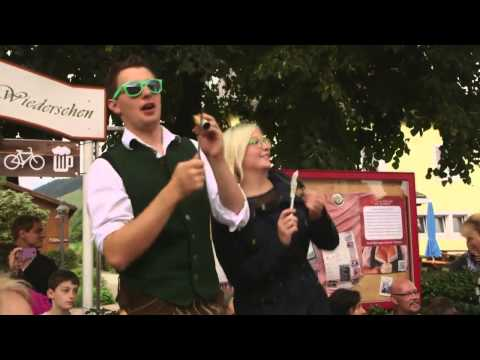 Underberg Flashmob Sommer 2014