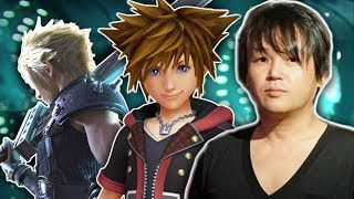 Square Enix's Problem with Early Game Reveals