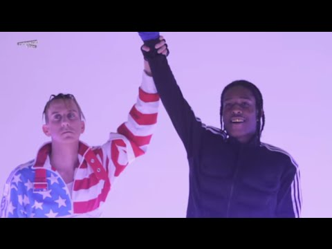 A$AP Rocky x Jeremy Scott : The State Of The Art