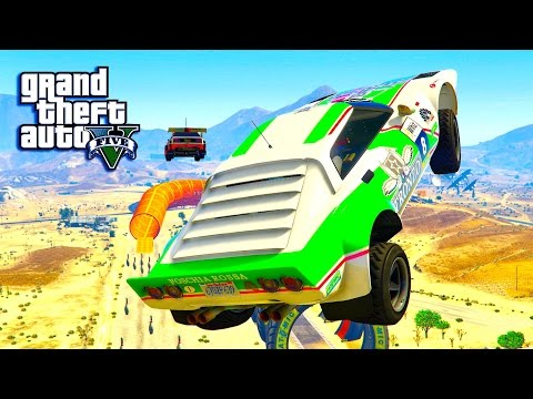 GTA 5 ONLINE - NEW DLC  CUNNING STUNTS LIVESTREAM