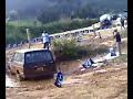 La Fragua piques fangueros Toyota Samurai Negra