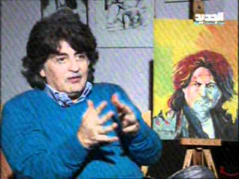 INTERVIEW STAVRO JABRA - AL JADID TV - ARAB WORLD CRISIS IN CARTOONS - March 7 2011