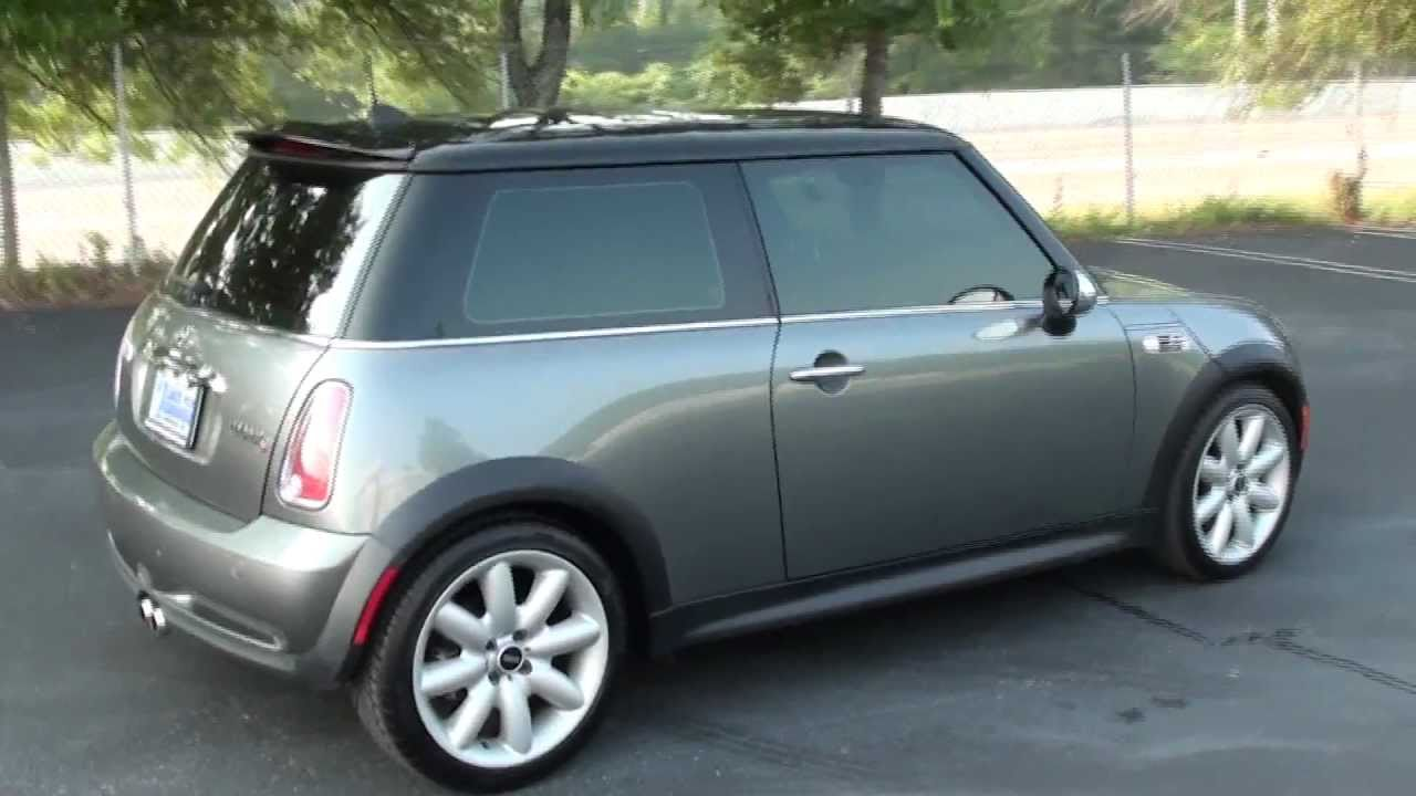 for sale 2005 mini cooper s navigation speeed fun stk 11802s youtube. Black Bedroom Furniture Sets. Home Design Ideas