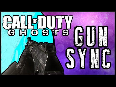 Call of Duty: Ghosts GUN SYNC! - (Aero Chord, Mortar)(CoD Ghosts Gun Sync)
