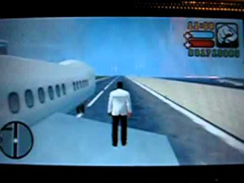 GTA: Liberty City Stories PSP Hint 2 Lets Get a plane!