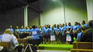 SAVED TO SERVE - COOK ISLANDS SDA YOUTH
