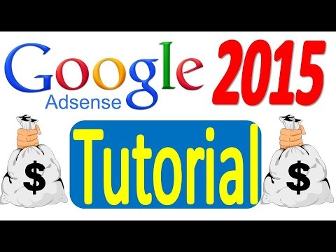 Como Ganhar Dinheiro na Internet Com Google AdSense em 2015? Segredos do AdSense Revelados!!!